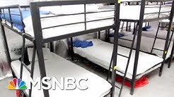 Inside Look At The Texas Tent Facilities Housing Immigrant Children | MTP Daily | MSNBC