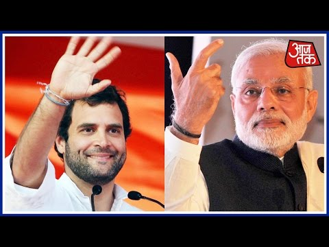 Rahul Gandhi Praises PM Modi On Decision To Conduct Surgical Strikes