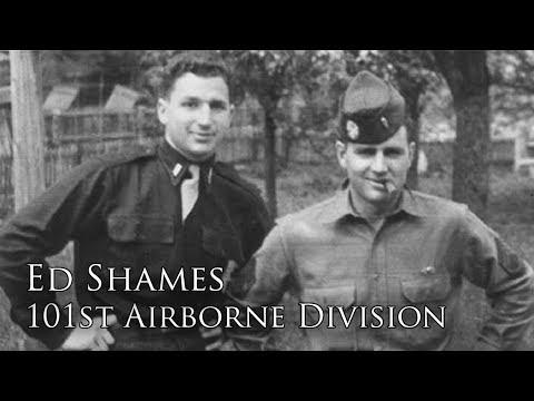 Profiles in Valor: Colonel Ed Shames, Easy Company