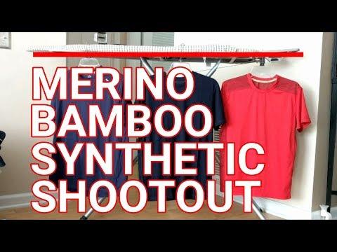 Tech Analysis of Technical Fabrics: Bamboo, Merino, Synthetic