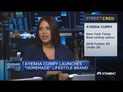 """Ayesha Curry launches """"Homemade"""" lifestyle brand"""