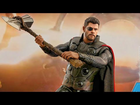 Thor All Hammer Scene in Hindi | From Thor To Endgame |