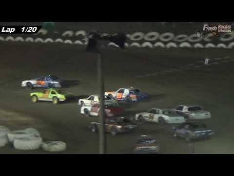 Street Stocks & Roadrunners - 8/10/18 - Big Diamond Speedway