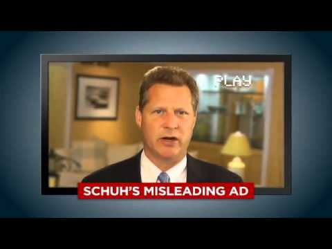 Neuman 2014 Ad: Fact Checking Steve Schuh's Record
