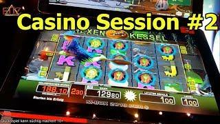 Casino Session #2 | Merkur - HEXENKESSEL 1€ Maxbet NEW GAME 2018 | ENZ