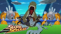 Supa Strikas - Blickfeld | Fußball - Cartoons für Kinder | Anime
