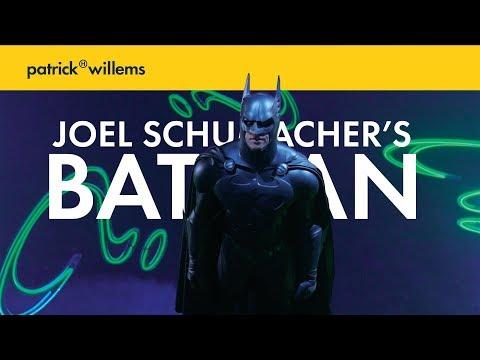 Learning to Appreciate Joel Schumacher's Batman