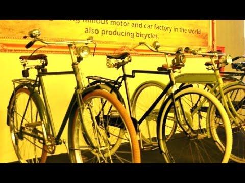 OLD BICYCLE Collections - Museum Angkut Batu Malang - SEPEDA TUA Komunitas [HD]