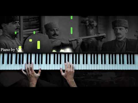 QARABAĞ ŞİKƏSTƏSİ - Piano by VN