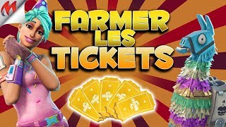 [FORTNITE-SAUVER THE WORLD] FARMER TICKETS