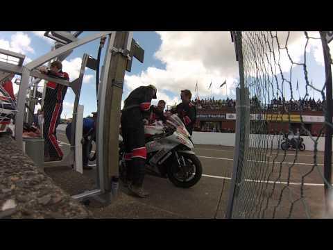 Dan Stewart IoM TT Pitstop