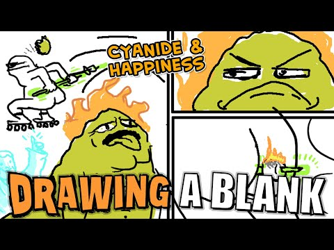 Is that Jabba the Hutt?! - Cyanide & Happiness - Drawing a Blank Ep. 09
