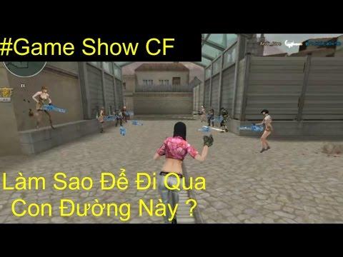 Game Show CF | Cởi Chuồng Tắm Mưa Đạn 6 Nòng | TQ97
