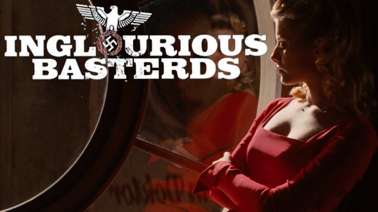 Inglourious Basterds (film review) - YouTube