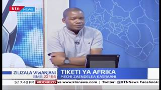 Mechi za mchujo wa voliboli zaendelea Kasarani, Misri yaicharaza Rwanda