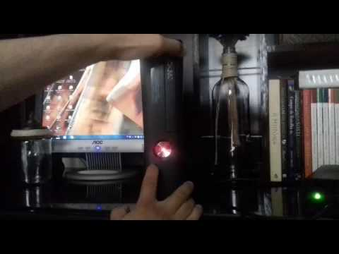 Xbox 360 Luz Vermelha Erro 0032 Youtube