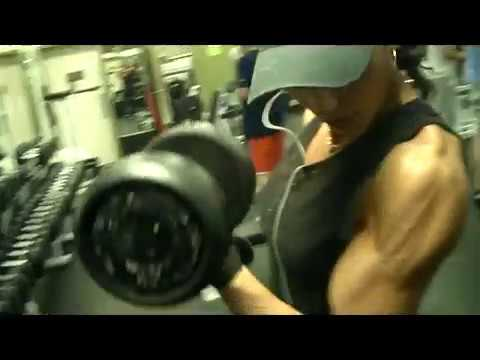 Kailash Persaud Varma - Sneak Peak Biceps Training