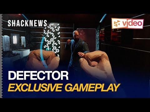 Defector - VR Gameplay
