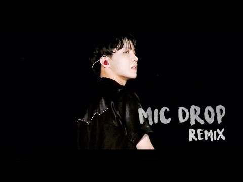 [4K] 180622 롯데 패밀리 콘서트 - MIC Drop Remix / 방탄소년단 제이홉 직캠 (j-hope Focus FANCAM)