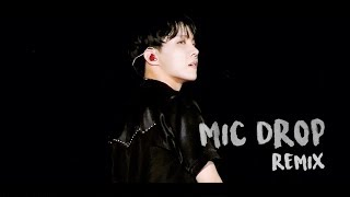 4K 180622 롯데 패밀리 콘서트 - MIC Drop Remix / 방탄소년단 제이홉 직캠 (j-hope Focus FANCAM)