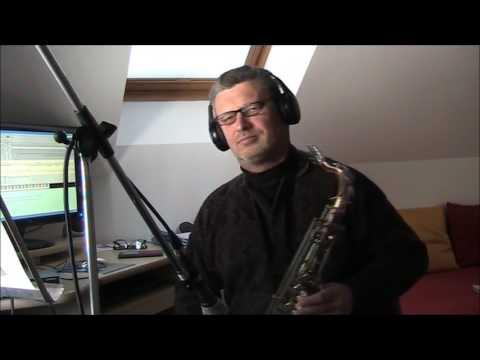 ti amo tenor sax Vojko