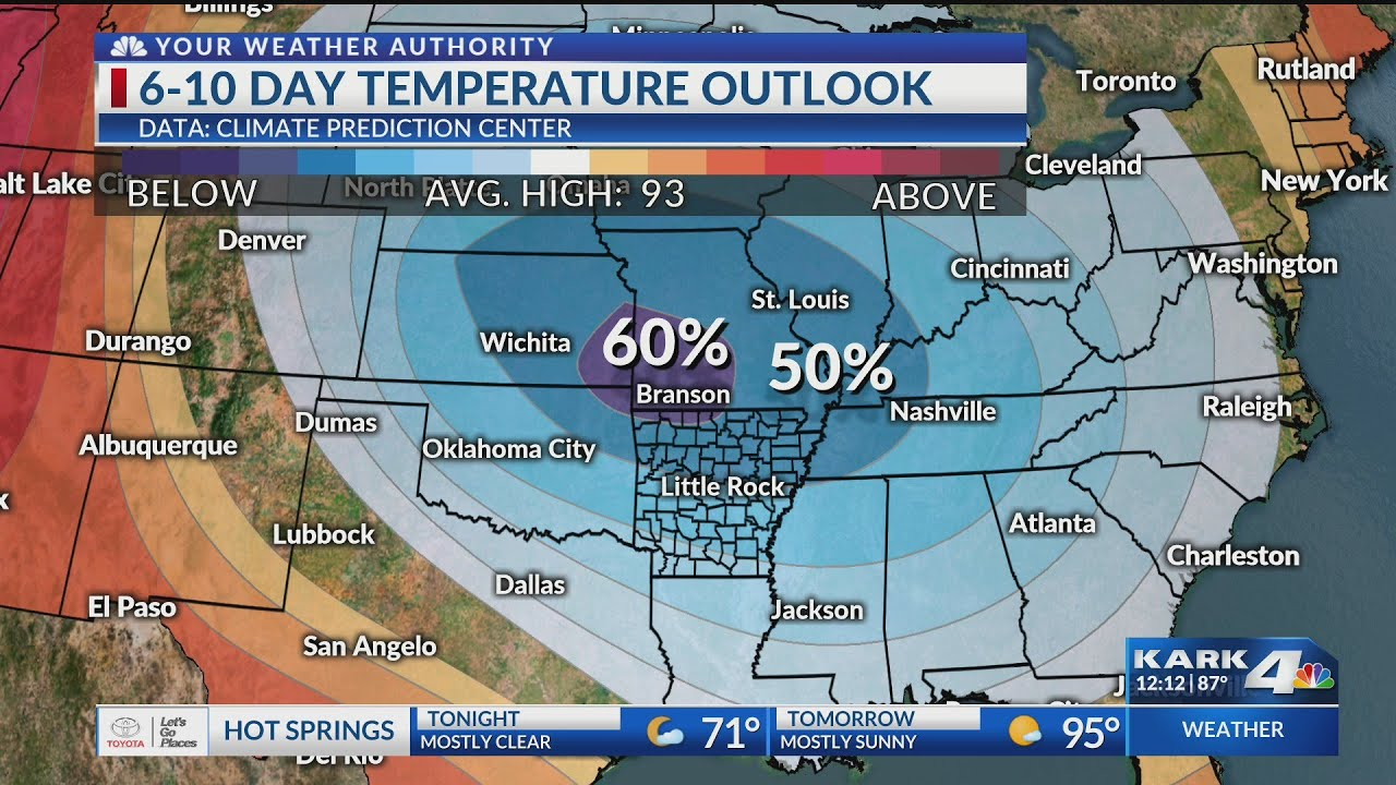 State Forecast 7/24/18
