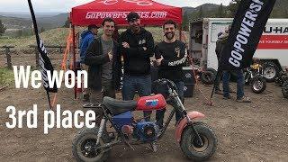 Gambler 500 mini bike race 2019