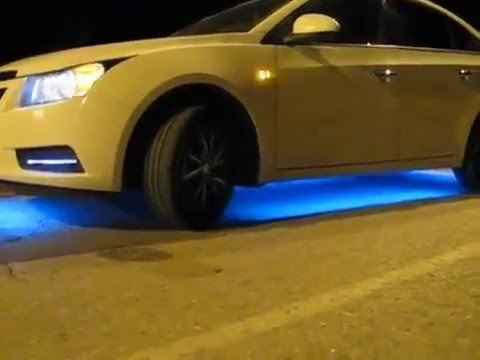 Подсветка днища для Chevrolet Cruze (шевроле круз)