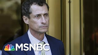 After Sexting Sentencing, What's Next For Former Congressman Anthony Weiner? | MSNBC