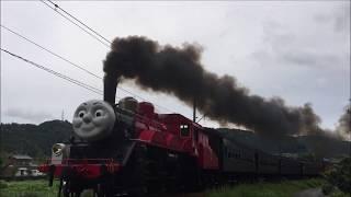 【大井川鉄道】ジェームス2019走行と整備の様子(Japanese Real James From Thomas Oigawa Railway Japan)