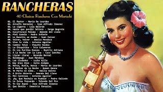 Clasicas Rancheras Con Mariachis Amalia Mendoza, Jose Alfredo Jimenez  Lucha Villa, Chayito Valdez