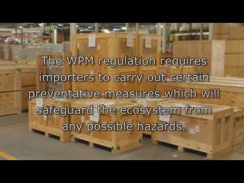 Penalties for Wood Packaging Material Violations
