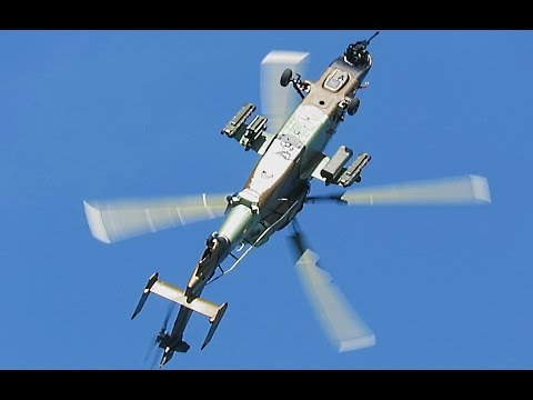 Eurocopter/Airbus Helicopters EC665 Tiger HAD Demo
