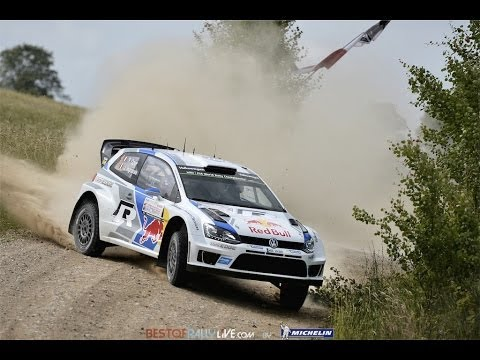 Highlights - 2014 WRC Rally Poland - Best-of-RallyLive.com