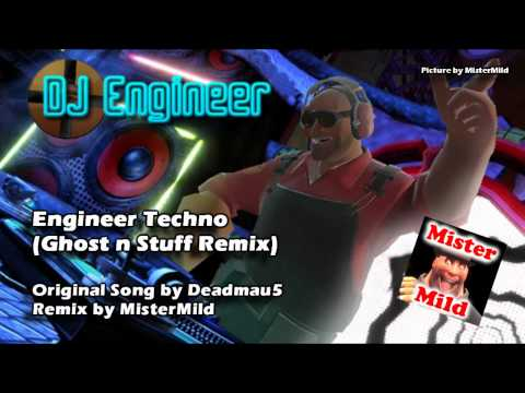 Engineer Techno (Ghost n Stuff Remix) - Music Only