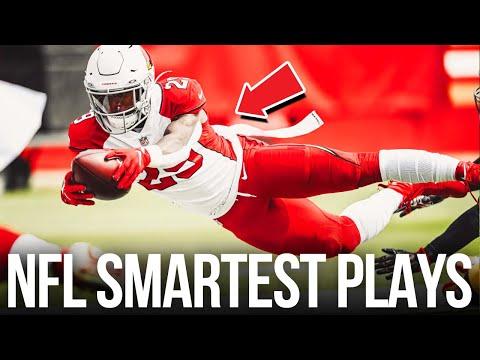 SMARTEST Big Brain Plays In NFL History