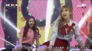 【HD繁中字】150915 Red Velvet (레드벨벳)- Dumb Dumb @TheShow