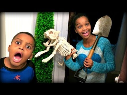 Thumbnail: Bad Baby Zombie Dog ATTACKS - New Puppy Shasha And Shiloh - Onyx Kids