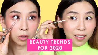 Trying Predicted Beauty Trends For 2020