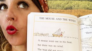 Mouse Tales 4 - the Mouse & the Winds by Arnold Lobel - read by Lolly Hopwood