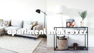 Apartment Makeover! Diy Home Decor   Interior Design Tips   Nastazsa