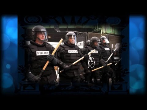 Natural Law, Rights and the Police State