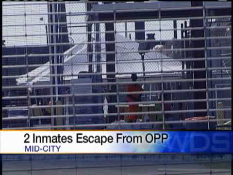 Two Inmates Escape From Orleans Parish Prison