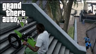 GTA 5 Crips & Bloods Part 17 [HD]