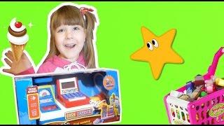 cash register super market игрушечная касса