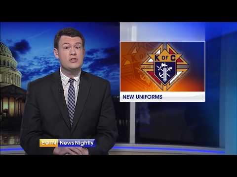 New Knights of Columbus Uniform- ENN 2017-08-07