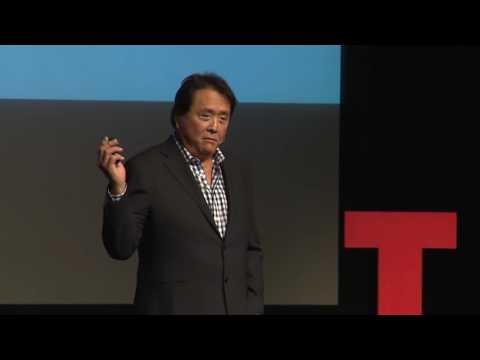 HOW TO GET RICH ROBERT KIYOSAKI TEDTALK