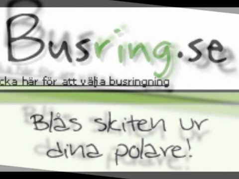 GRATIS BUSRING.SE