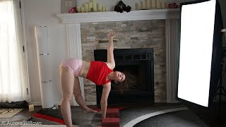 Daily Mobility 30 Easy hamstring lower back and thoracic spine stretches