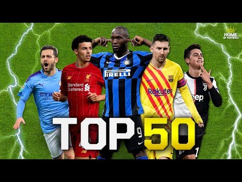 Top 50 Goals Of January 2020